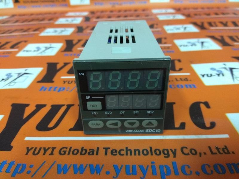 YAMATAKE SDC10 C10T6DTA0100 Temperature Controller NEW IN BOX ic